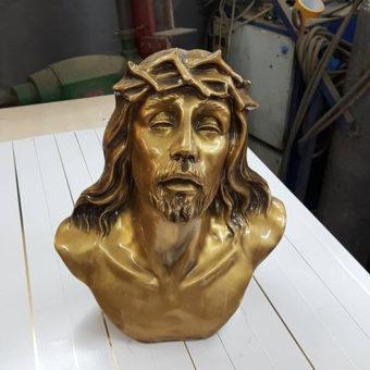 Scultura su Gesù