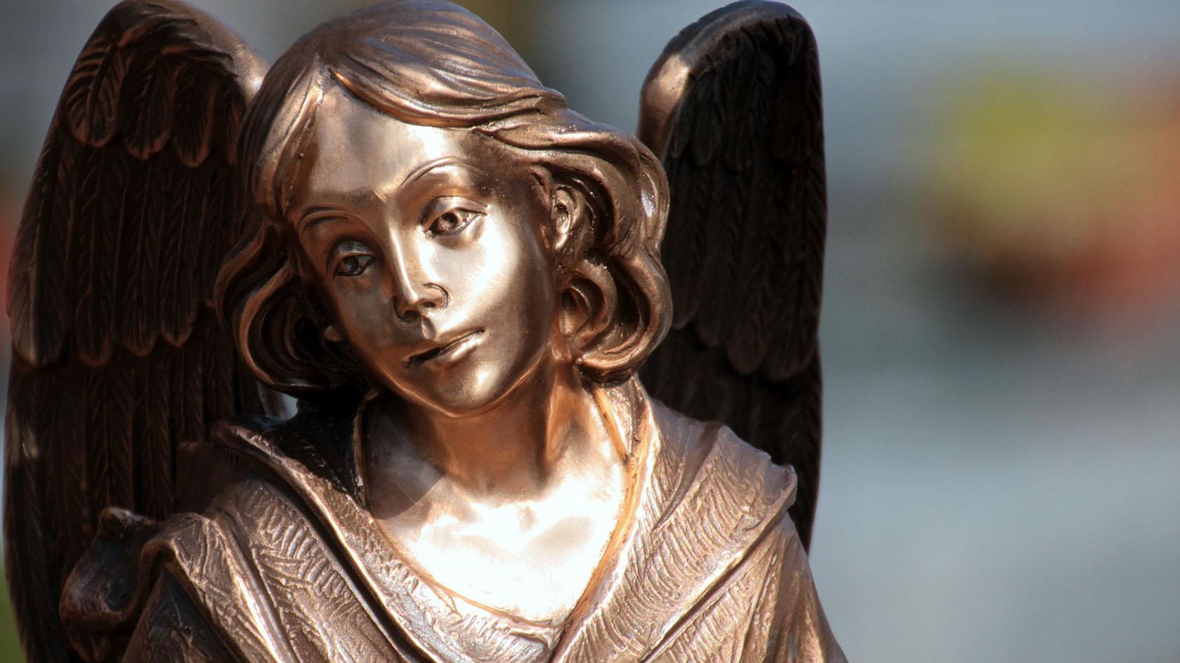 Statue Bronzo