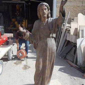 Statue di Gesù 1