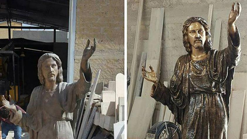 Statue di Gesù